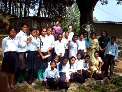 Vrijwilligerswerk lesgeef project in Nepal