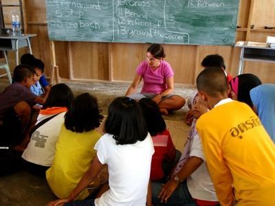 Vrijwilligerswerk lesgeef project in Thailand