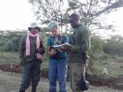 Vrijwilligerswerk bij natuurbehoudproject in Kenia