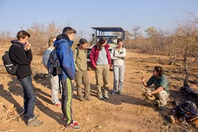 Voorlichting-natuurbehoud-Zuid-Afrika