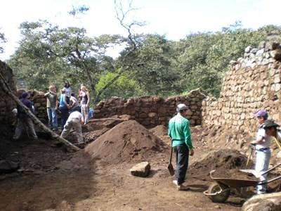 Vrijwilligerswerk archeoloog in Peru