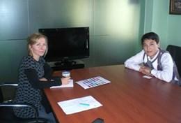 Als ervaren econoom kun jij bedrijven in Mongolië van advies voorzien tijdens vrijwilligerswerk.