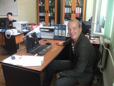 Vrijwilligerswerk econoom in Mongolië