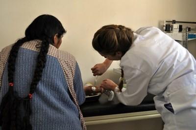 Arts als vrijwilliger in Bolivia