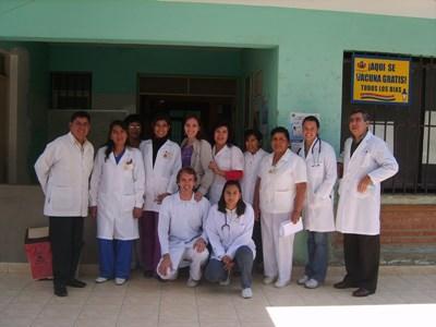 Vrijwilligerswerk als arts in Bolivia