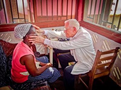 Vrijwilligerswerk als arts in Ghana