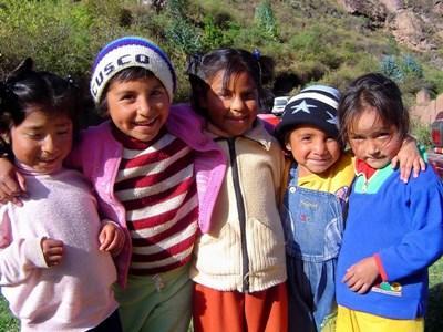 Diëtist als vrijwilliger in Peru