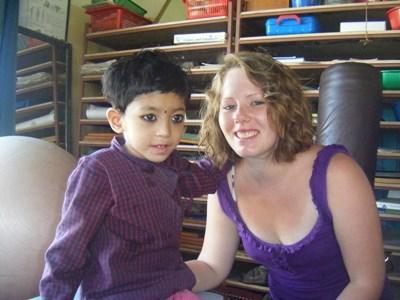 Ergotherapeut als vrijwilliger in Nepal