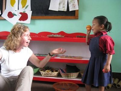 Vrijwilligerswerk ergotherapeut in Nepal