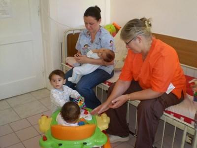 Ergotherapeut als vrijwilliger in Roemenië