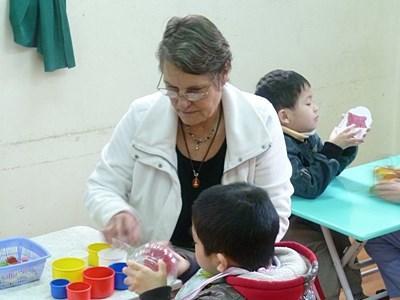 Vrijwilligerswerk ergotherapeut in Vietnam