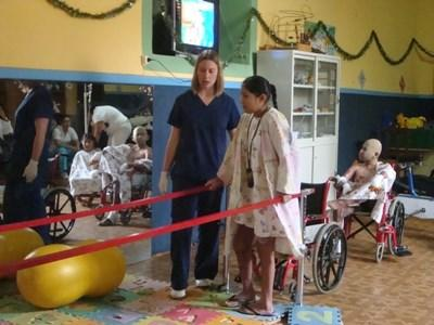 Vrijwilligerswerk fysiotherapeut in Bolivia
