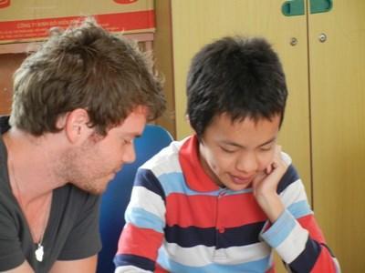 Vrijwilligerswerk logopedist in Vietnam