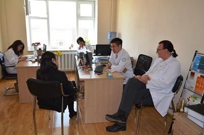 Pro vrijwilligerswerk voor gekwalificeerde psychiaters