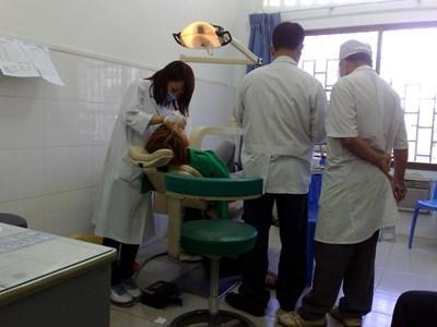 Vrijwilligerswerk tandarts in Cambodja