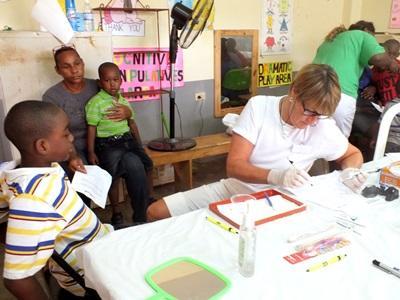 Pro vrijwilligerswerk tandheelkunde Jamaica