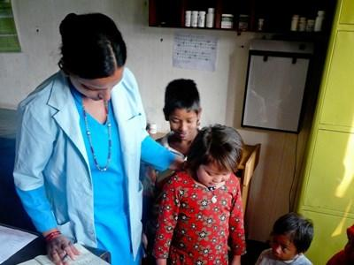 Vrijwilligerswerk verpleegkundige in Nepal