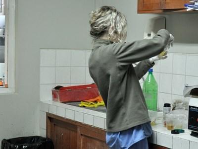 Verpleegkundige als vrijwilliger in Peru