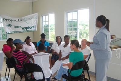 Basis vaardigheden lesgeven in Jamaica