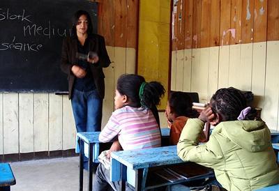 Vrijwilligerswerk leraar Engels in Ethiopië