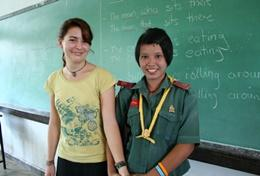 Vrijwilligerswerk in het buitenland voor ervaren leraren: projecten voor professionals: Thailand