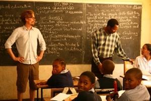 Ervaren docenten vrijwilligerswerk wereldwijd