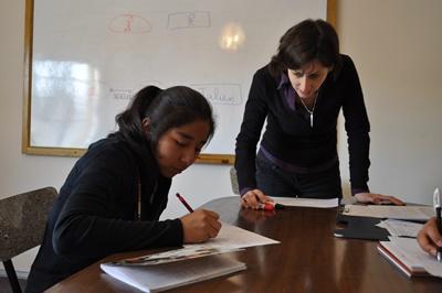 Vrijwilligerswerk speciaal onderwijs Bolivia