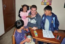 Als leraar speciaal onderwijs kun jij door middel van vrijwilligerswerk jouw ervaring inzetten voor lokale kinderen en volwassenen in Bolivia.
