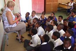 Vrijwilligerswerk in het buitenland voor ervaren leraren: projecten voor professionals: Zuid-Afrika