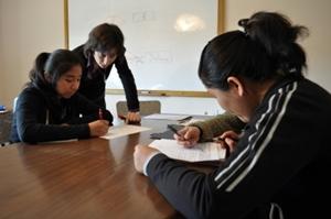 Lesgeven vrijwilligersprojecten professionals buitenland