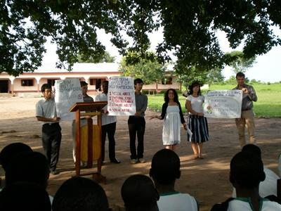 Werk als advocaat in Ghana