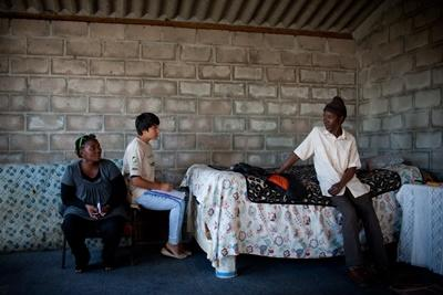 Vrijwilligerswerk advocaat in Zuid-Afrika