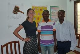 Sociaal en maatschappelijk vrijwilligerswerk in het buitenland: projecten voor professionals: Togo