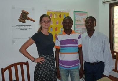 Vrijwilligerswerk psycholoog in Togo