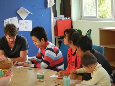 Vrijwilligerswerk psycholoog in Vietnam