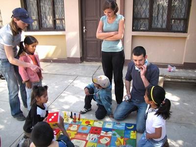 Vrijwilligerswerk sociaal werker in Bolivia
