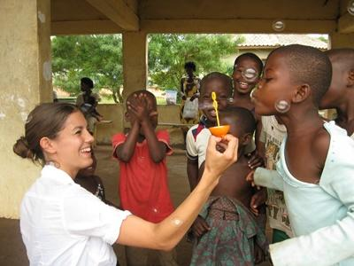 Vrijwilligerswerk sociaal werker in Ghana