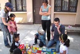 Sociaal en maatschappelijk vrijwilligerswerk in het buitenland: projecten voor professionals: Bolivia