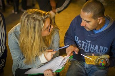 Samen met internationale vrijwilligers zet jij je in voor de mensenrechten in Argentinië