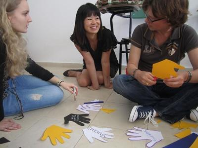 Mensenrechten vrijwilliger in Argentinië