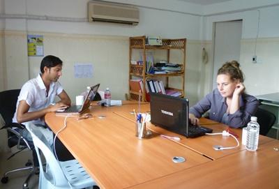 Vrijwilligerswerk mensenrechten project in Cambodja
