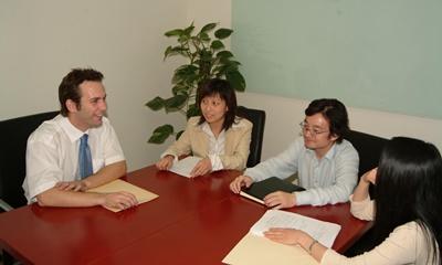 Vrijwilligerswerk rechten project China