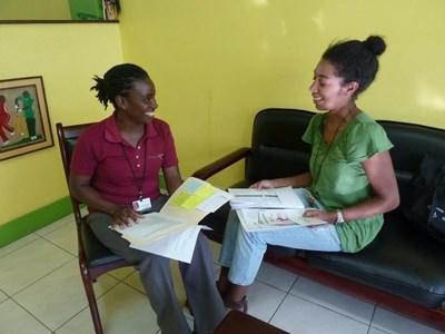 Vrijwilligerswerk mensenrechten project in Jamaica