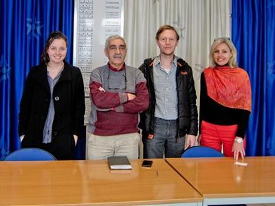 Mensenrechten vrijwilliger in Marokko