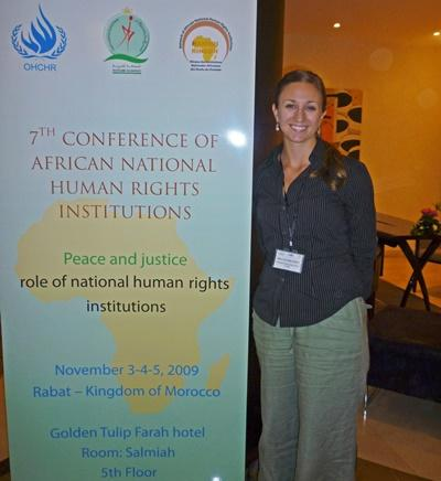 Vrijwilligerswerk mensenrechten project in Marokko