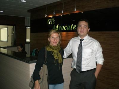 Vrijwilligerswerk rechten project in Mongolië