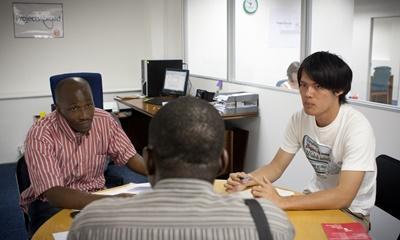 Vrijwilligerswerk mensenrechten project in Zuid-Afrika