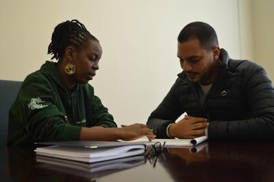 Als vrijwilliger op het Mensenrechten project krijg je begeleiding van een professioneel team.