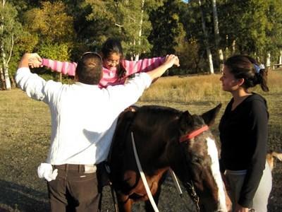 Vrijwilligerswerk paardentherapie in Argentinië