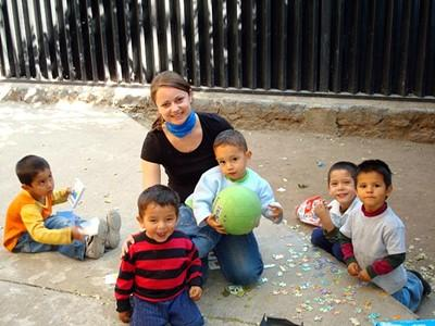 Vrijwilligerswerk sociale zorg Belize